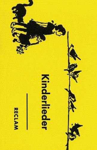 Kinderlieder: Ernst-Lothar von Knorr