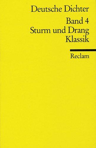 9783150086148: Deutsche Dichter