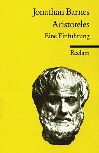 9783150087732: Aristoteles. Eine Einführung.