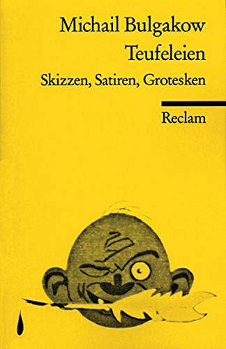 9783150089644: Teufeleien: Skizzen, Satiren, Grotesken