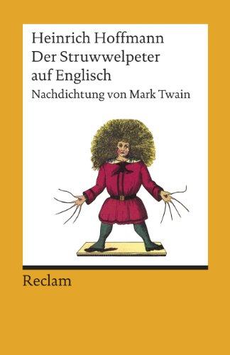 Der Struwwelpeter Auf English: Heinrich Hoffmann