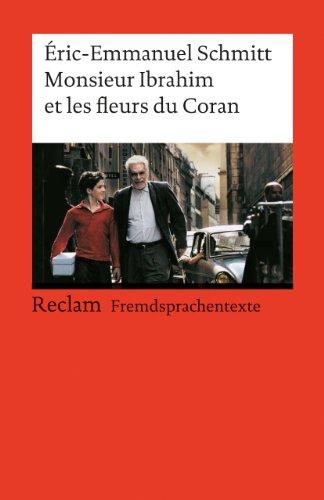 9783150091180: Monsieur Ibrahim et les fleurs du Coran