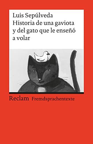 9783150091333: Historia de una gaviota y del gato que le enseno a volar : Una novela para Jòvenes de 8 a 88 anos: 9133