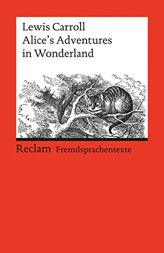 9783150091609: Alice's Adventures in Wonderland