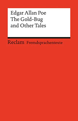 9783150091739: The Gold- Bug and Other Tales. ( Fremdsprachentexte). (Lernmaterialien)