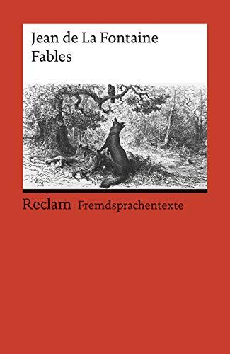 Fables: (Fremdsprachentexte) (Paperback): Jean de LaFontaine