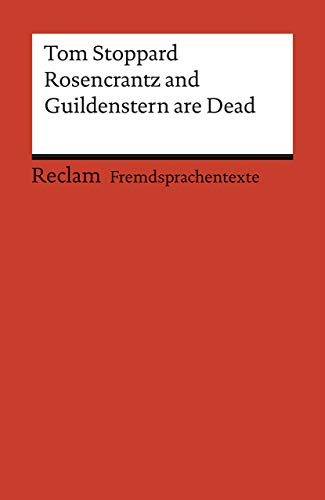 a review of tom stoppards book rosencrantz and guidenstern Rosencrantz and guildenstern are dead: rosencrantz and guildenstern are dead is tom stoppard's witty and exhilarating contemporary goodreads book reviews.