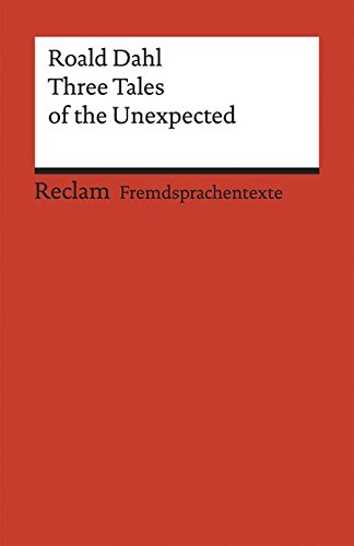 9783150092156: Three Tales of the Unexpected