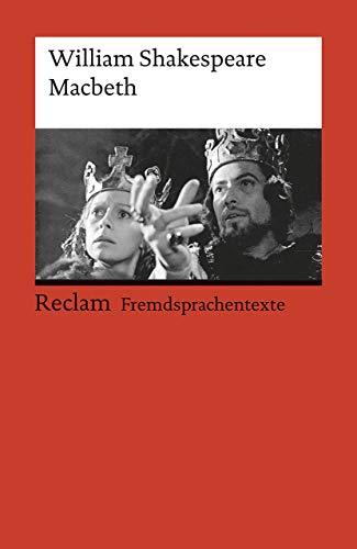 9783150092200: Macbeth
