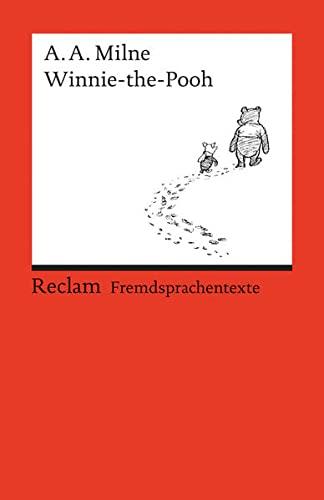 9783150092316: Winnie the Pooh. ( Fremdsprachentexte). (Lernmaterialien)