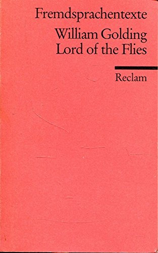 Lord of the Flies. (Fremdsprachentexte): William Golding