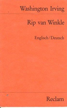 9783150093689: Rip van Winkle. Engl. /Dt