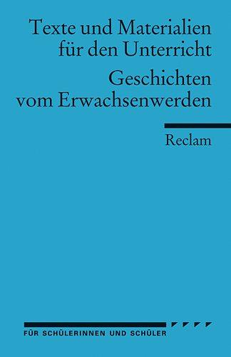 Geschichten vom Erwachsenwerden: Steiner, Rudolf