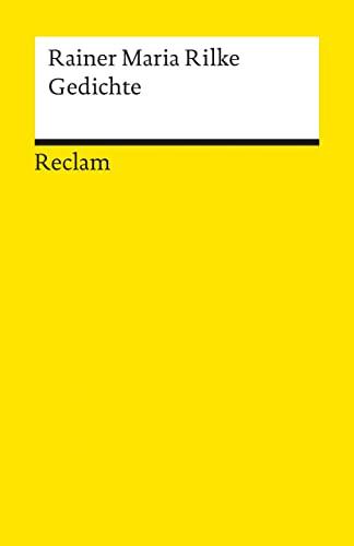 9783150096239: Gedichte (German Edition)