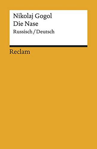 Die Nase (German Edition): Gogol, Nikolai