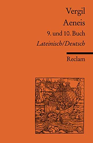 9783150096840: Aeneis 9/10: 9. und 10. Buch. Lateinisch/Deutsch