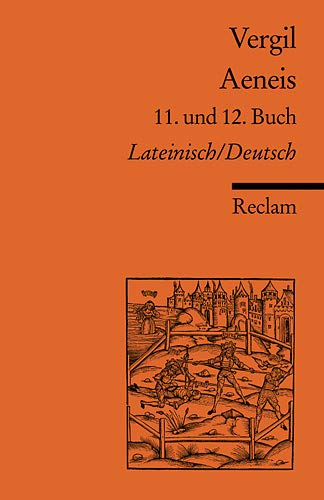 9783150096857: Aeneis. 11. und 12. Buch