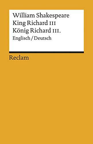 King Richard II: Shakespeare, William