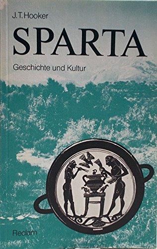 9783150103142: Sparta. Geschichte und Kultur