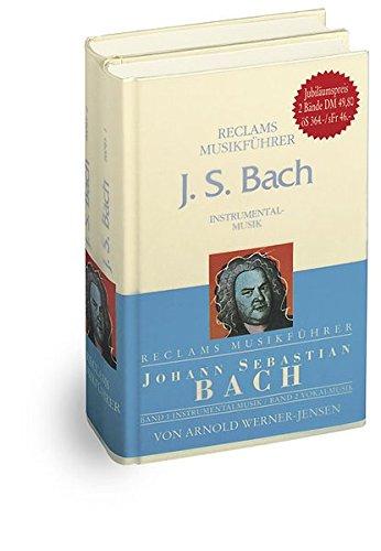 9783150104620: Reclams Musikführer: Johann Sebastian Bach
