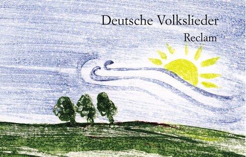 9783150104989: Deutsche Volkslieder.