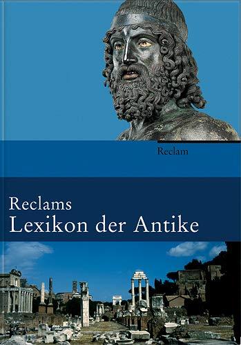 9783150105832: Reclams Lexikon der Antike