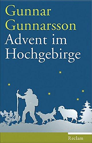 9783150106044: Advent im Hochgebirge