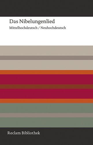 9783150107676: Das Nibelungenlied: Mittelhochdeutsch / Neuhochdeutsch