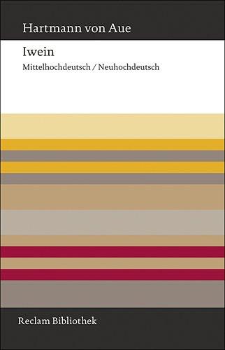 9783150107980: Iwein: Mittelhochdeutsch/Neuhochdeutsch