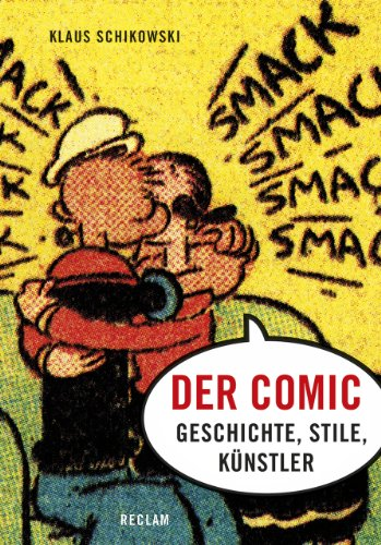 9783150108390: Der Comic: Geschichte, Stile, Künstler