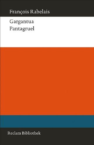 9783150108741: Gargantua. Pantagruel