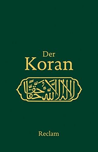 9783150110324: Der Koran
