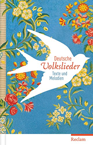 9783150110331: Deutsche Volkslieder: Texte und Melodien