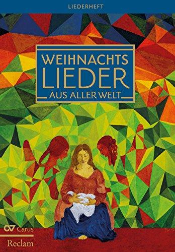 9783150110508: Weihnachtslieder aus aller Welt: Liederheft