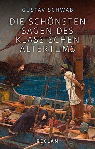 9783150110744: Die schönsten Sagen des klassischen Altertums