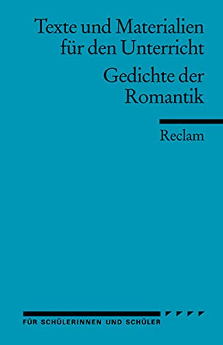 Gedichte der Romantik: Feuchtwanger, Lion