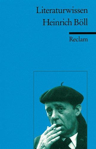 Literaturwissen (German Edition): Boll, Heinrich