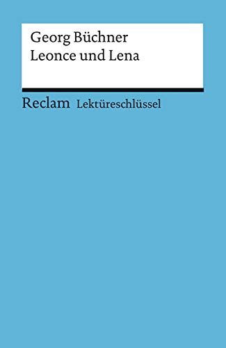 Lektüreschlüssel. Georg Büchner: Woyzeck: Reclam Lektüreschlüssel (German Edition)