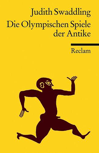 9783150182932: Die Olympischen Spiele der Antike