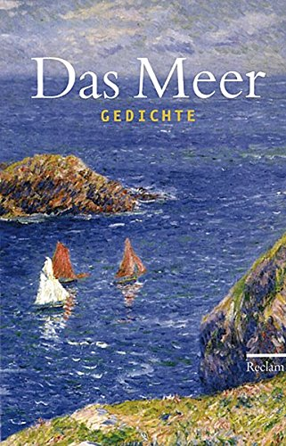 9783150183021: Das Meer: Gedichte