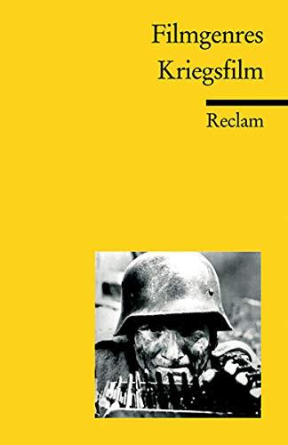 9783150184110: Filmgenres: Kriegsfilm