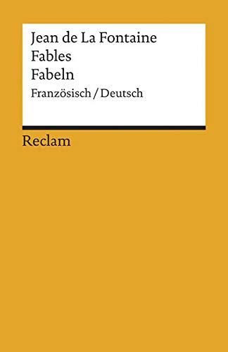 9783150186039: Fables /Fabeln