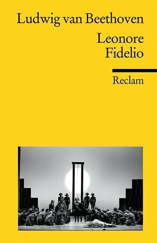 9783150186657: Leonore. Fidelio