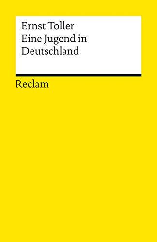 9783150186886: Eine Jugend in Deutschland