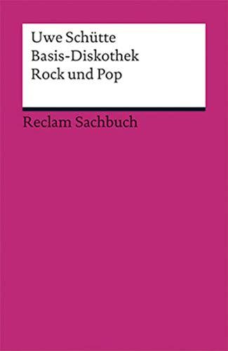 9783150188224: Basis-Diskothek Rock und Pop