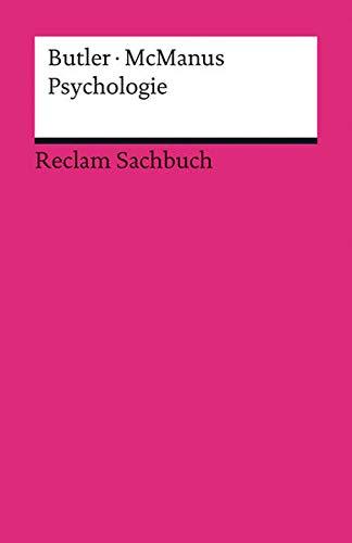 9783150189139: Psychologie: Eine Einführung