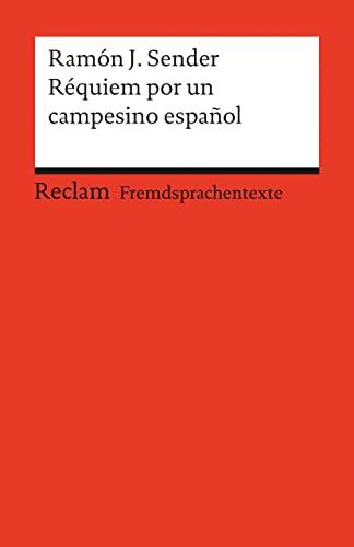 9783150197509: Réquiem por un campesino español