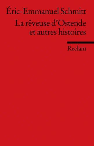 9783150197608: La rêveuse d'Ostende et autres histoires