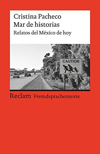 9783150198049: Mar de historias: Relatos del México de hoy