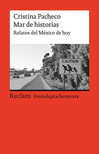 9783150198049: Mar de historias: Relatos del Mexico de hoy
